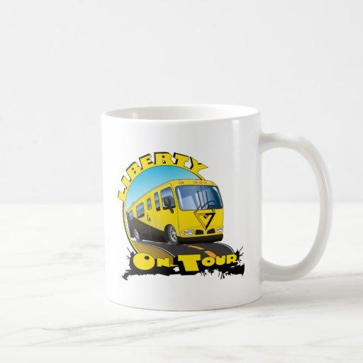 Liberty On Tour Coffee Mug