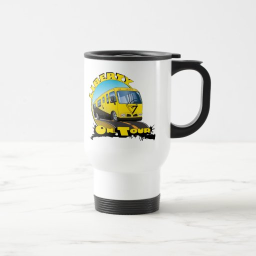 Liberty On Tour Mug