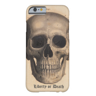 Liberty or Death Case Barely There iPhone 6 Case
