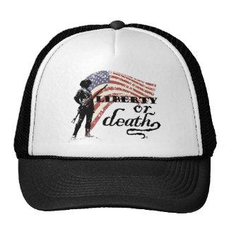 Liberty or Death Minutemen Cap