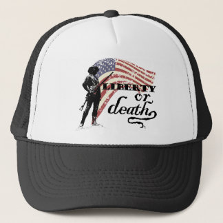 Liberty or Death Minutemen Trucker Hat