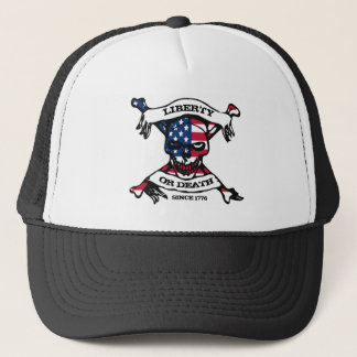 Liberty Or Death Trucker Hat