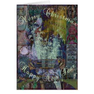 Liberty Reflection Christmas Greeting Cards