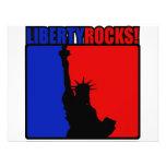 Liberty Rocks! Personalized Invitation