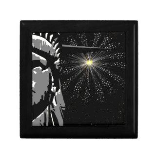 Liberty Small Square Gift Box