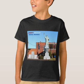 LIBERTY SQUARE - McRae, Georgia T-Shirt