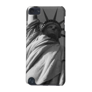 liberty statue bw iPod touch (5th generation) covers