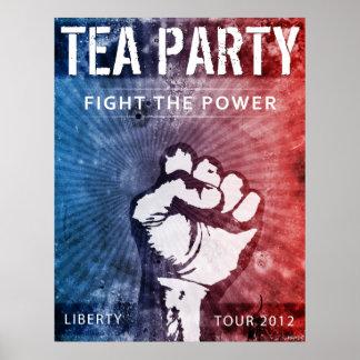 Liberty Tour Poster