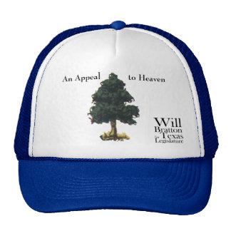 Liberty Tree, Will Bratton for Texas Legislature Cap