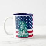Liberty Two-Tone Mug