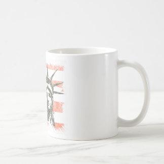 LIBERTY USA COFFEE MUG