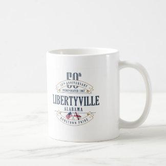 Libertyville, Alabama 50th Anniversary Mug