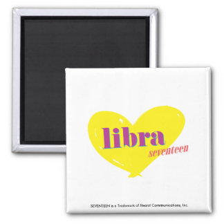 Libra 3 refrigerator magnets