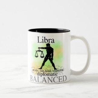 Libra About You Two-Tone Mug