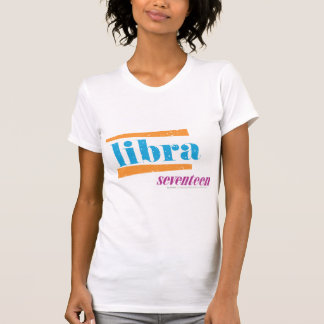 Libra Aqua T-Shirt
