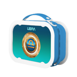 Libra Astrological Sign Customized Lunch Box