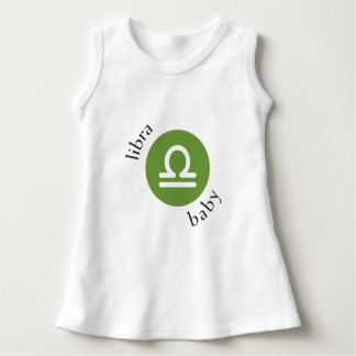 Libra Baby Symbol Dress