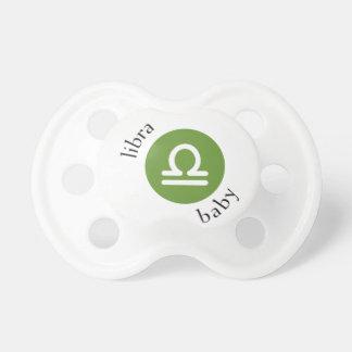 Libra Baby Symbol Dummy