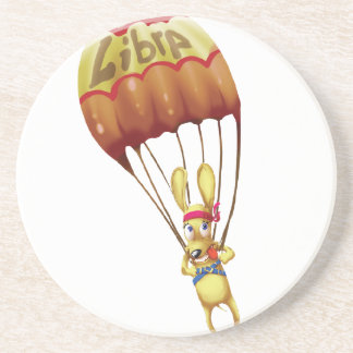 Libra Dog Coasters