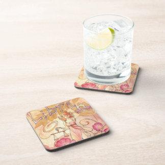 Libra Drink Coaster