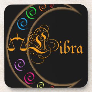 Libra Drink Coasters