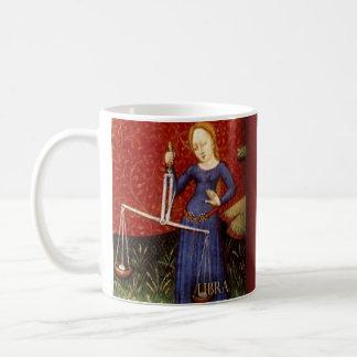 Libra Historical Mug