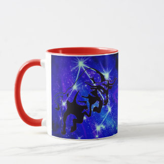 Libra in the year of the Bull Mug