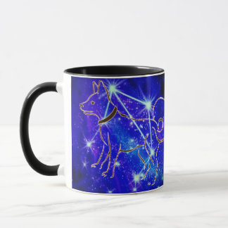 Libra in the year of the Dog Mug