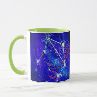 Libra in the year of the Rooster Mug