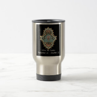 Libra Khamsa Travel Mug