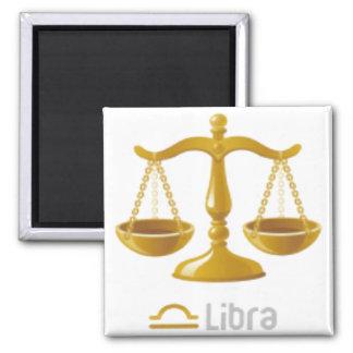 Libra Magnet