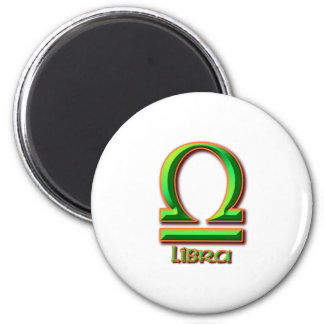 Libra Fridge Magnets