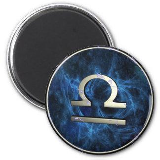 Libra Refrigerator Magnets