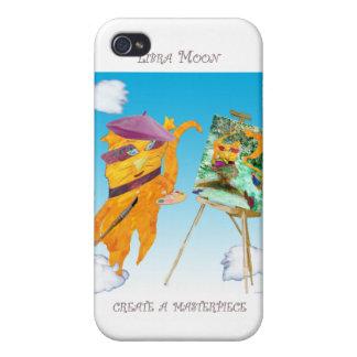 Libra Moon iPhone 4/4S Cases