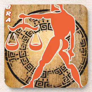 LIBRA PAPYRUS PRODUCTS DRINK COASTERS