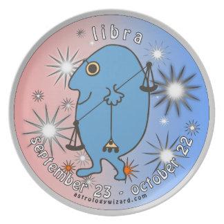 Libra Plate