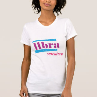 Libra Purple T-Shirt