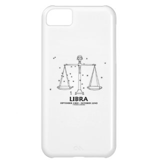 Libra (September 23 - October 22) iPhone 5C Case