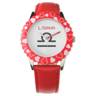 Libra Sign of the Zodiac. Children Watches. Watch