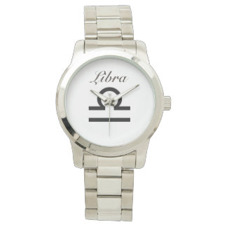 Libra Sign of the Zodiac. Mens Watches. Watch