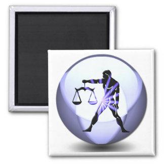 Libra Symbol  Magnet Magnets