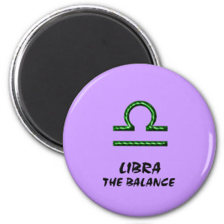 Libra the balance magnet