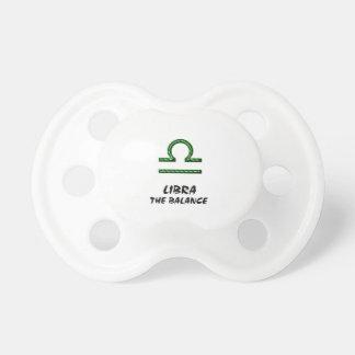Libra the balance pacifier