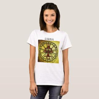 Libra Zodiac Astrology design Horoscope T-Shirt