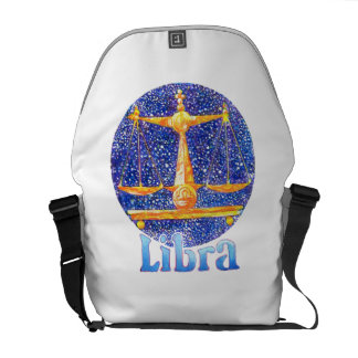Libra - Zodiac Backpack Commuter Bag