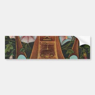 Libra - Zodiac Bumper Sticker