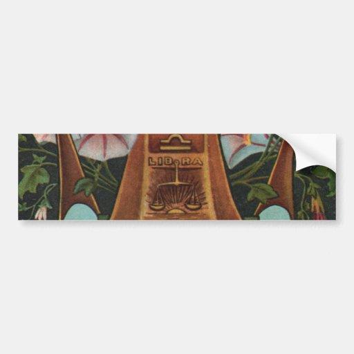 Libra - Zodiac Bumper Stickers