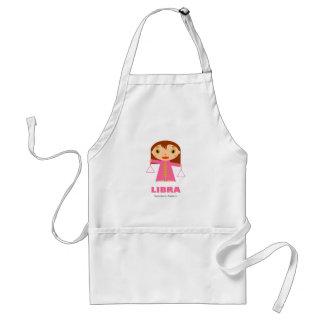 Libra Zodiac for Kids Adult Apron