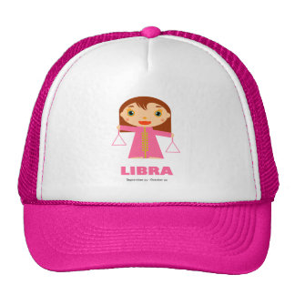 Libra Zodiac for Kids Hat