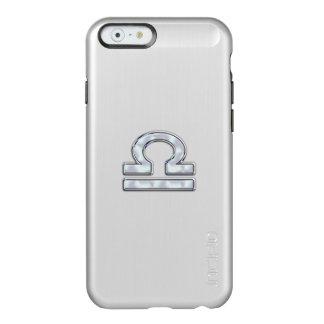 Libra Zodiac Sign Mother of Pearl Style Incipio Feather® Shine iPhone 6 Case
